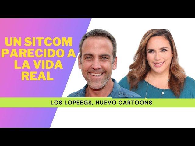 Los Lopeegs, huevo cartoons en PantaYA - El Aviso Magazine