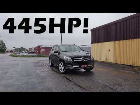 2016 Mercedes Benz GLE500e Plug-In Hybrid Test Drive! Is it better than my Volvo XC90?