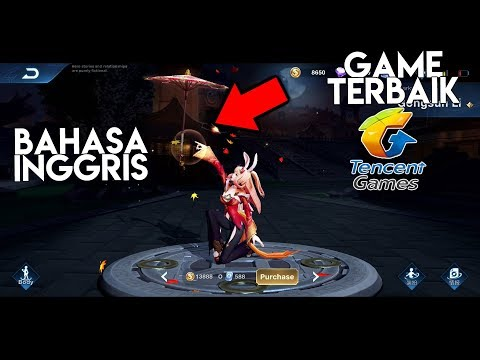 AKHIRNYA Game Tersukses Tencent Bahasa Inggris Juga ! - King Of Glory / Honor Of King - 동영상