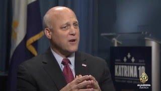 Jonathan Martin talks with New Orleans Mayor about Katrina 10