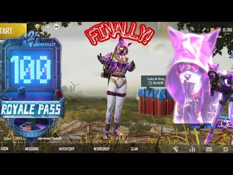 Phantom Catgirl Skin Gameplay On PUBG Mobile