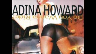 Watch Adina Howard You Dont Have To Cry video