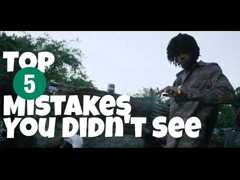 5 Mistakes In Alkaline After All Music Video