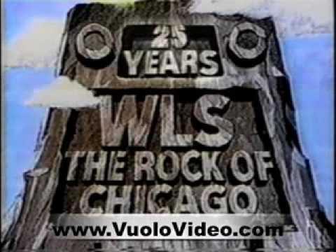 Larry Lujack WLS Radio Chicago 1985