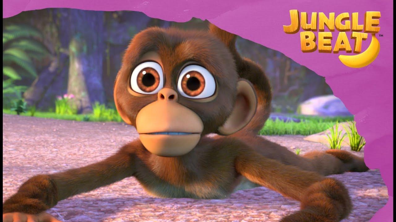 Jungle Beat: Munki and Trunk   Fun Compilation 3   Kids Animation 2021