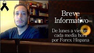Breve Informativo - Noticias Forex del 6 de Septiembre 2018