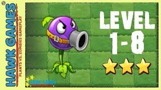 Zombie Farm - Plant - Level 1-8