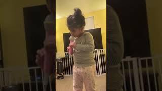 Ava Ramcharran singing Nobody( Casting Crown)
