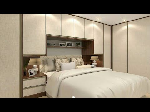 100 Modern bedroom wall decorating ideas 2020