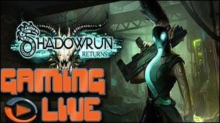 Gaming live PC - Shadowrun Returns - Comme au bon vieux temps