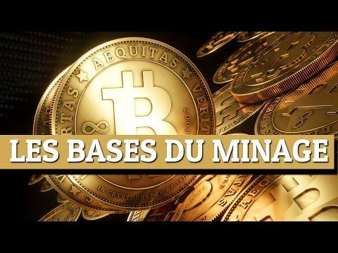 Les bases du bitcoin mining - Bitcoin market cryptocurency