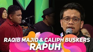 Opick Rapuh I Raqib Majid & Caliph Buskers | Persembahan Live MeleTOP