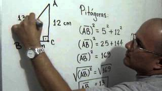 Funciones trigonométricas en un triángulo rectángulo