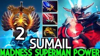 SUMAIL [Sven] Madness Superman Instant Kill Raid Boss Mode 7.23 Dota 2