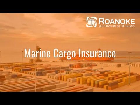 Marine Cargo Insurance