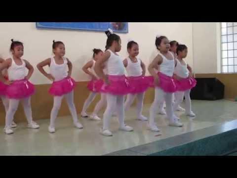 """"""" Ước mơ tuổi thần tiên """" - Lớp 1B - Trường Tiểu học Nguyễn Thái Sơn - Mikki Nguyen"""