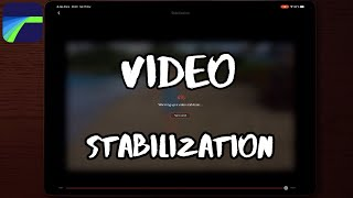 LumaFusion STABILIZE SHAKY FOOTAGE tips & trick 3 giveaways