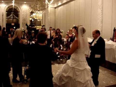 Traditional Tsamiko Dance At Greek Wedding