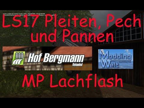 LS17  Pleiten, Pech und Pannen  MP Lachflash  trynottolaugh versuchnichtzulachen
