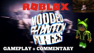 ROBLOX - Modded Phantom Forces Gameplay + Commentary