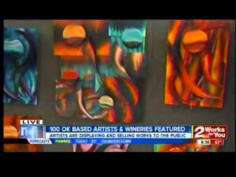 Art on Main showcases Oklahoma artists