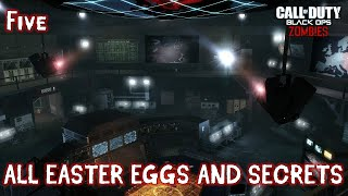 Five All Easter Eggs