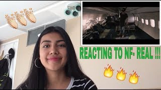 REACTING TO NF- REAL