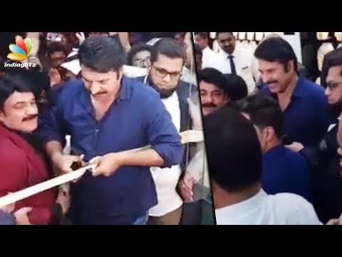 ഗൾഫ് മലയാളികൾക്കൊപ്പം മമ്മൂട്ടി | Mammootty With His Fans | Latest Malayalam News