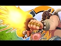 Competitive Overwatch Gold Gameplay