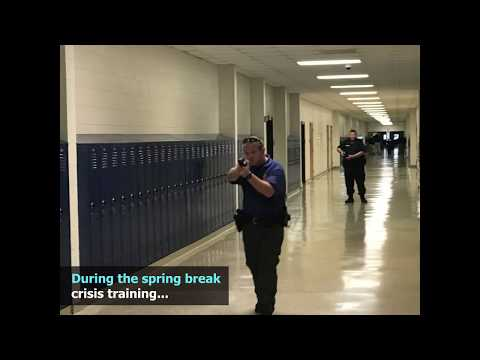 BCSD provided crisis response kits, training to all SROs over spring break