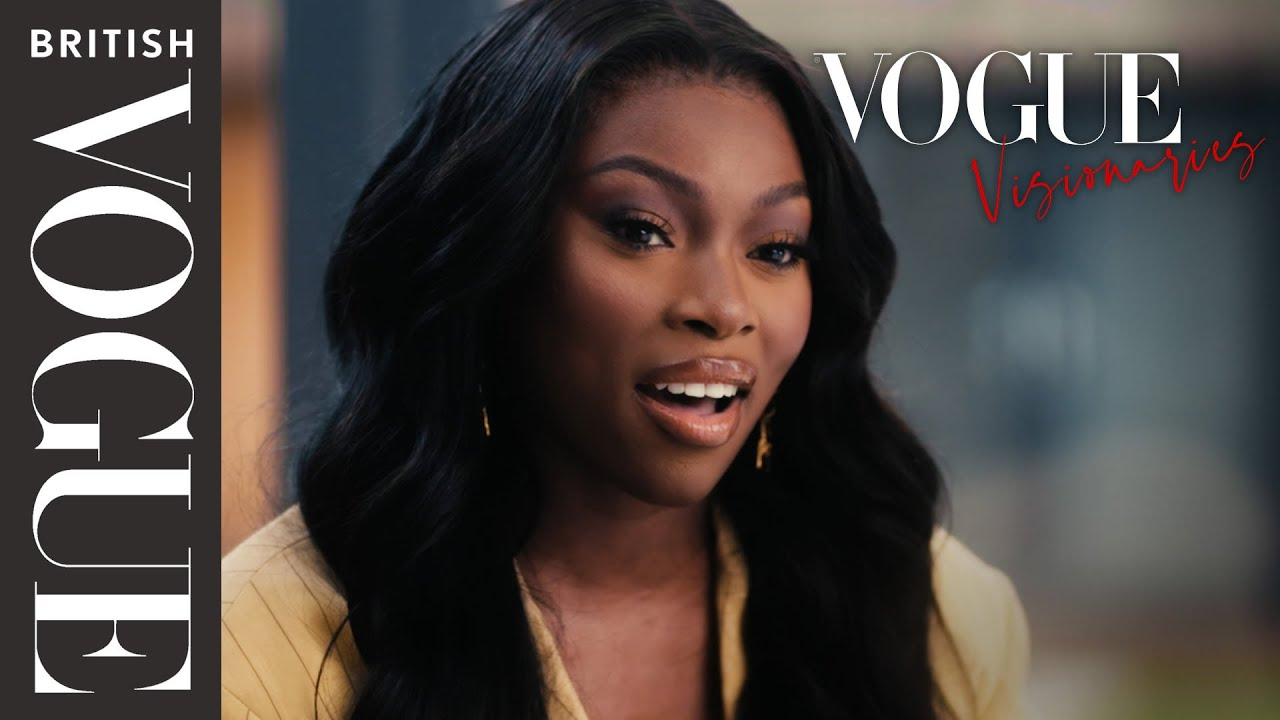 Patricia Bright On Becoming a Content Creator   Vogue Visionaries   British Vogue & YouTube