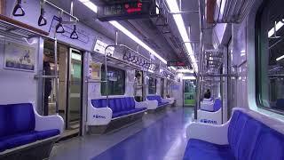 京仁線 特急 車窓(東仁川→朱安→富平)