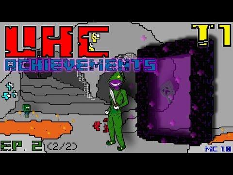 """UHC Achievements T1 Ep. 2 Parte 2 """"Lágrima de Fénix""""   Minecraft 1.8"""