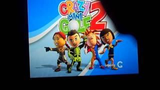 Crazy Minigolf 2 [Wii motionplus]