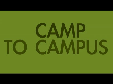 CAMP TO CAMPUS