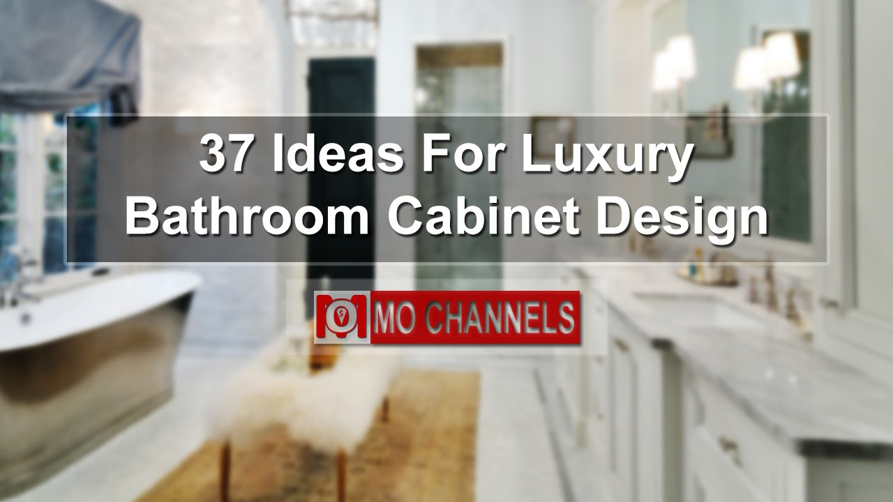 Luxury Bathrooms Tauranga 37 ideas for luxury bathroom cabinet design - youtube