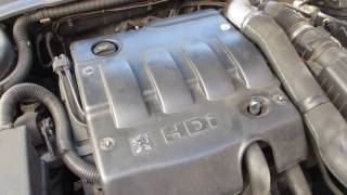 Renforcement fixations capot moteur 406