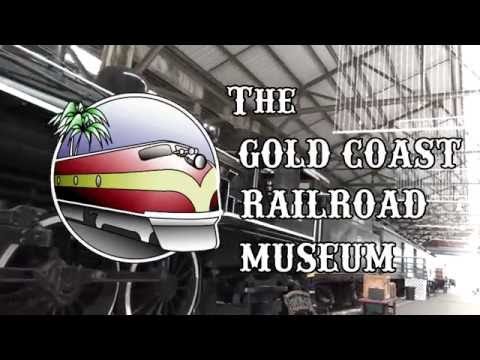 Culture Shock Miami Presents Another Inside Story: Gold Coast Railroad Museum
