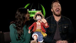 Avengers: Infinity War Cast Reveal Their Favourite One Piece Character