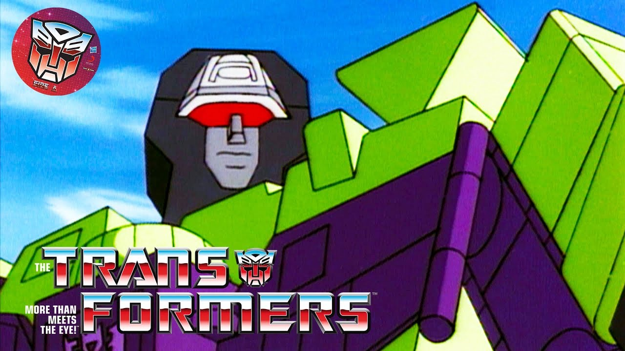 Transformers G1 Soundtrack Saturdays - Attack! Attack! & Ominous Discovery