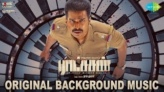 Ratsasan - Original Background Music | Ghibran | Ramkumar | Vishnu Vishal | Amala Paul |G.Dilli Babu