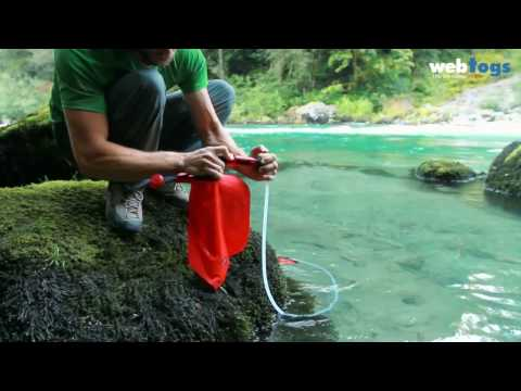 How to properly clean & maintain a MSR HyperFlow Microfilter