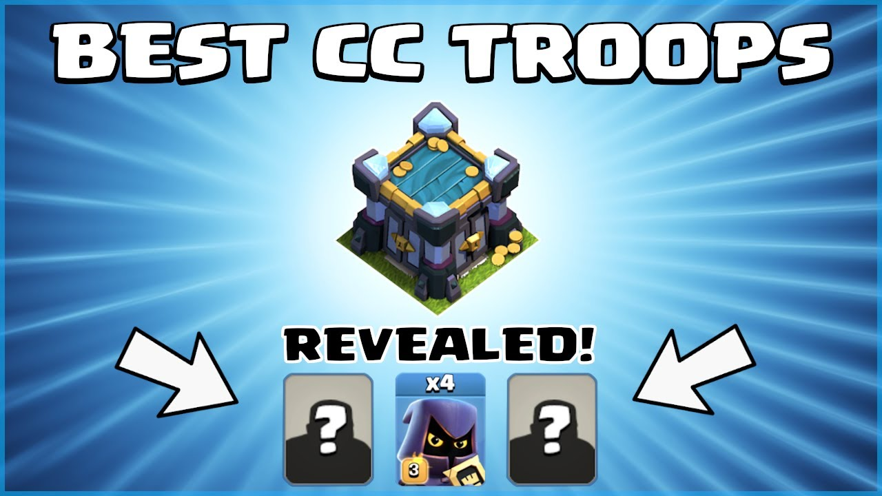 BEST TH13 CC TROOPS (UPDATED) - TOP Town Hall 13 Clan Castle Troops for DEFENSE! - Clash of Clans