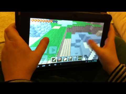 Minecraft:Efe ile Minecraft oynuyoruz