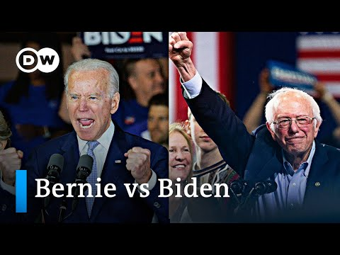 Super Tuesday results: Race narrows down to Sanders and Biden