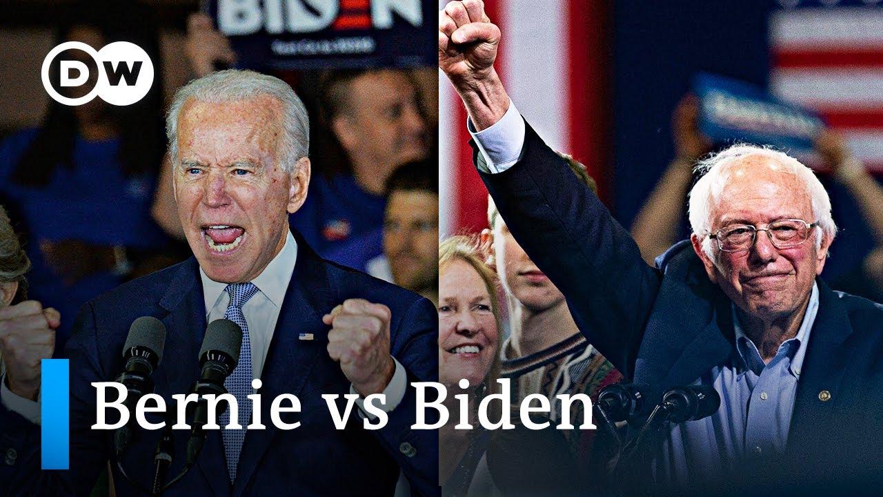 Texas Democratic primary: Joe Biden defeats Bernie Sanders ...