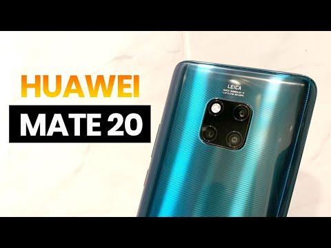 Semua yang anda perlu tahu tentang empat model Huawei Mate 20
