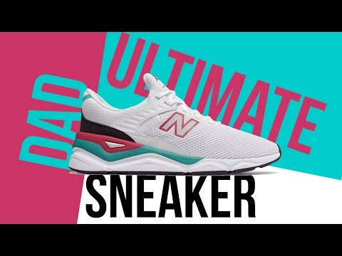 """ULTIMATE DAD SHOE // NEW BALANCE X-90 """"90'S EDITION"""""""