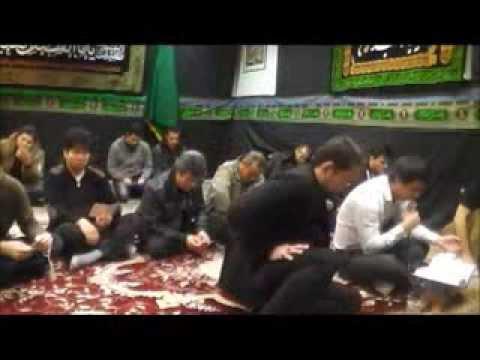 sina zani Sweden - Vimmerby 2012 Shab 5 Ziarat Ashura
