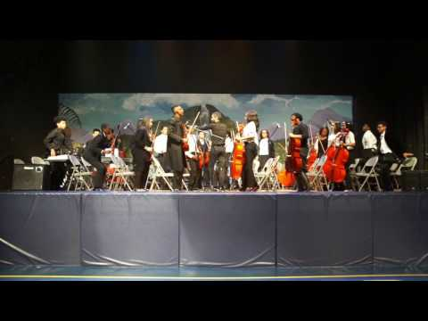 Starboy - The Weeknd (arr. 8th Grade Orchestra) #84